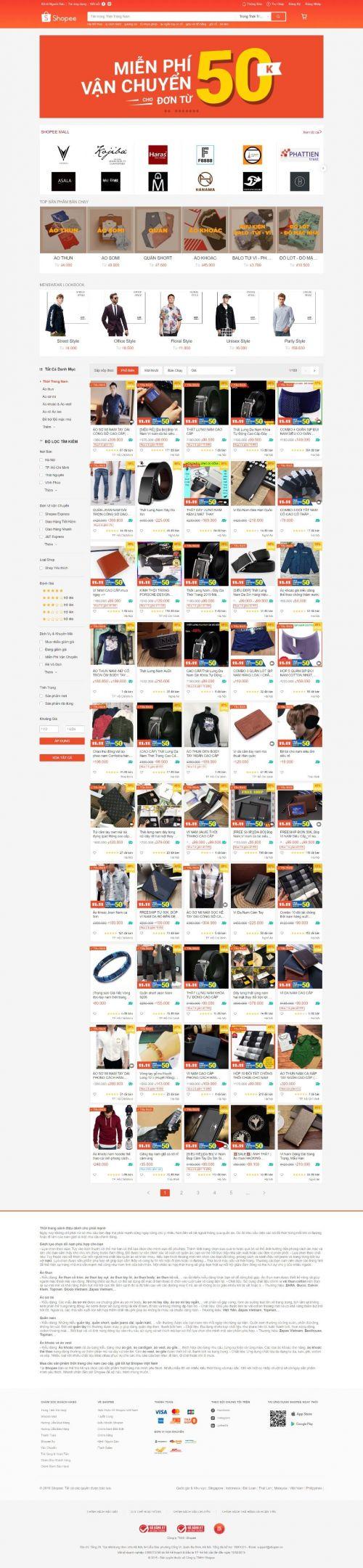 Thiết kế website giống Shoppee có khó không?