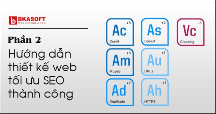 Hướng dẫn thiết kế website tối ưu SEO thành công