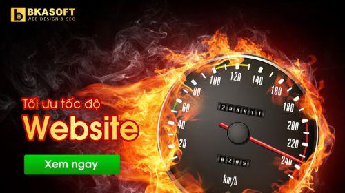 Thủ thuật thiết kế Website tốc độ nhanh để SEO