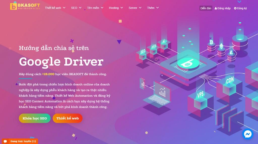 Hướng dẫn cách chia sẻ tài liệu trên Google Driver 2020