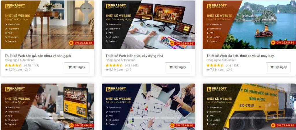 Tìm công ty thiết kế Website chuẩn SEO tại Bình Dương?
