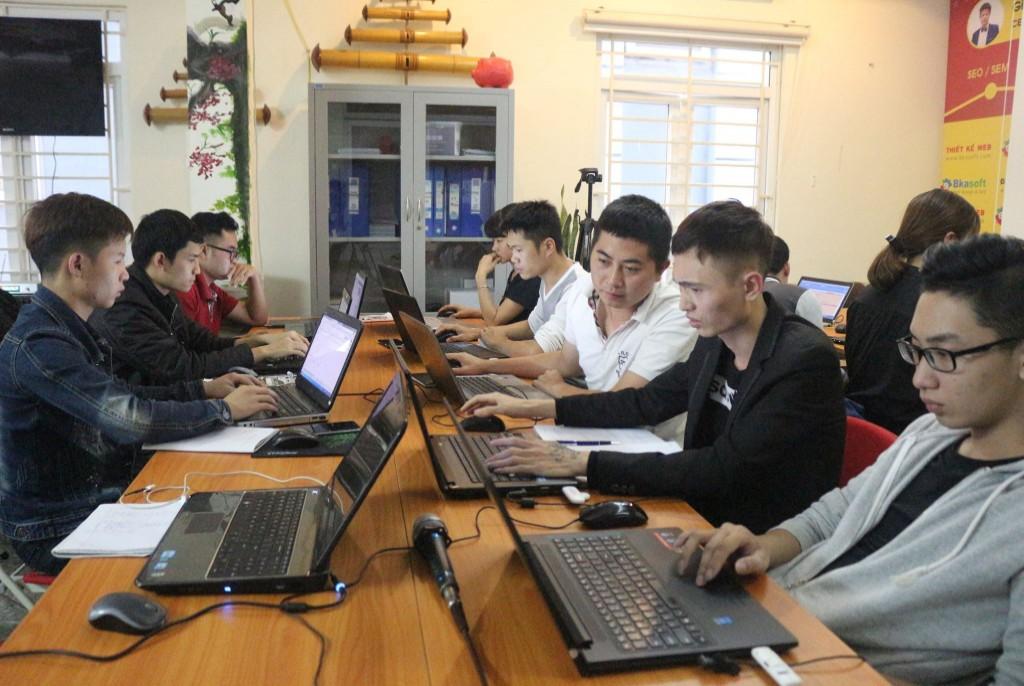 Thiết kế web bán trứng muối giá rẻ tại Ninh Bình