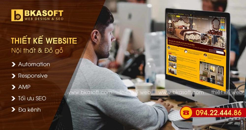 Hỏi địa chỉ công ty thiết kế Web nội thất uy tín ở Ninh Bình?