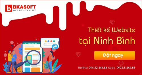 Hỏi công ty thiết kế web bán hàng uy tín tại Ninh Bình?