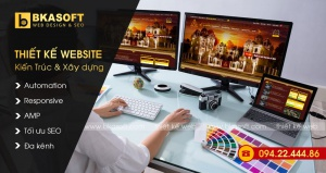 TOP 3 mẫu thiết kế web kiến trúc đẳng cấp 2020