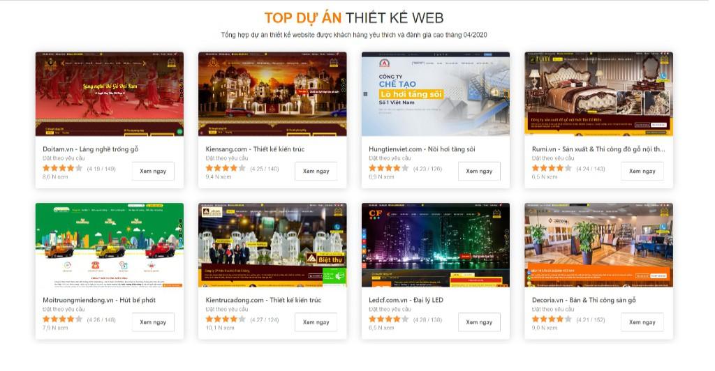 Cần tìm công ty thiết kế website chuẩn SEO tại Hà Nội?