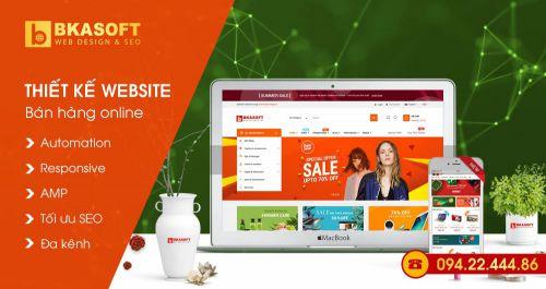 Thuê thiết kế Website bán hàng đa kênh ở đâu tốt nhất?
