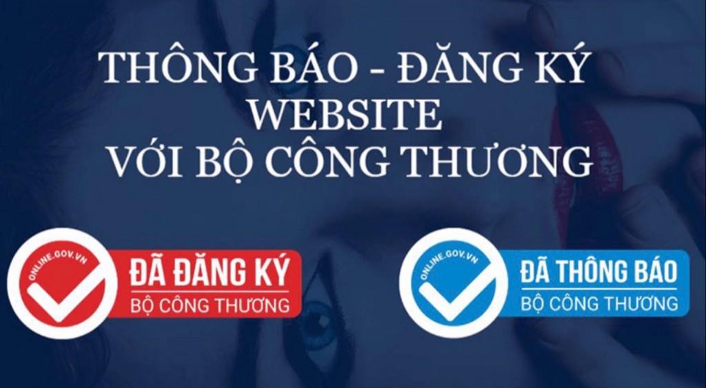 Thiết kế Website có phải đăng ký với Bộ Công Thương không?