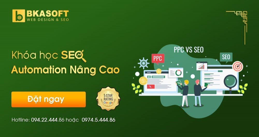 Học SEO nâng cao ở đâu tốt nhất tại Bắc Ninh?