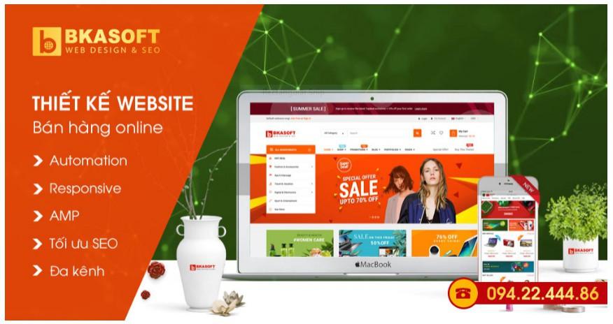 Công ty thiết kế Web chuẩn SEO tốt nhất hiện nay?