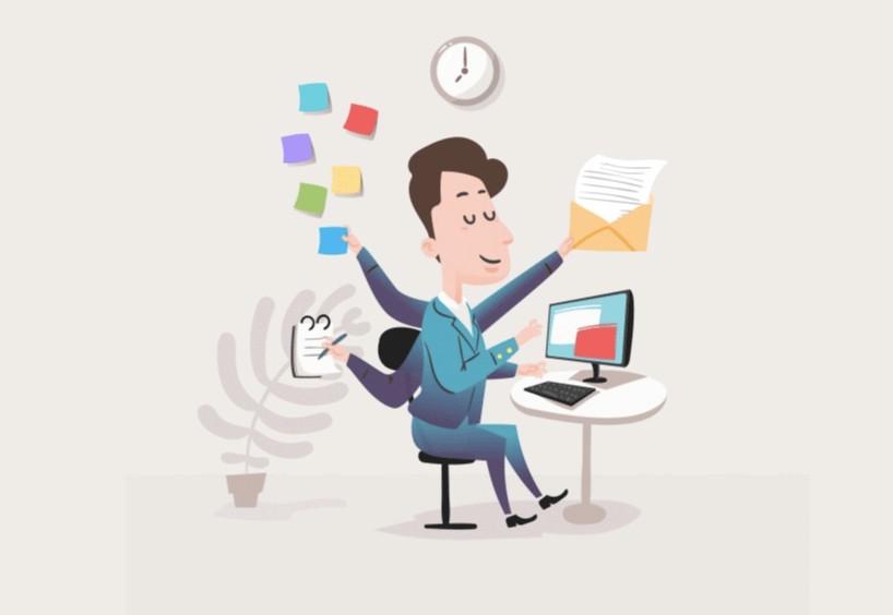 Làm thế nào để trở nên năng suất hơn trong công việc