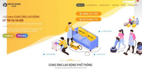 Cung ứng lao động phổ thông uy tín, giá rẻ tại Hà Nội