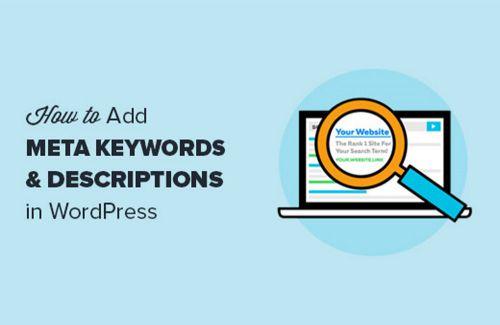 Từ khóa bổ trợ - Meta Keyword Bing SEO