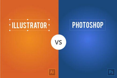 Illustrator có gì khác với Photoshop?