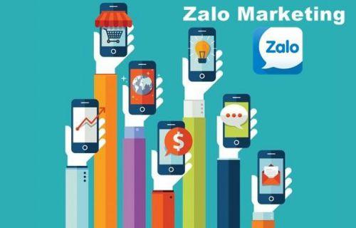 Các phương pháp Zalo Marketing hiệu quả