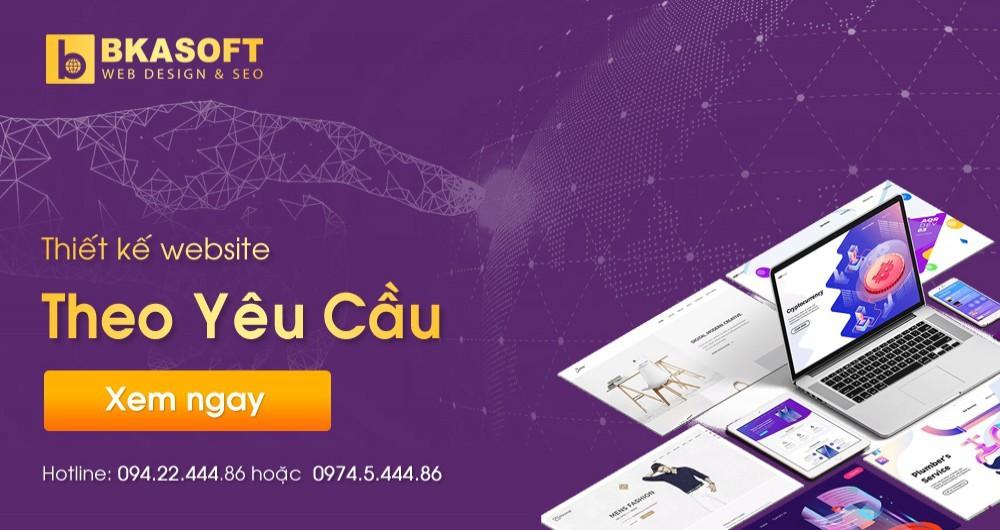 Cần tìm công ty thiết kế website theo yêu cầu tại Hà Nội