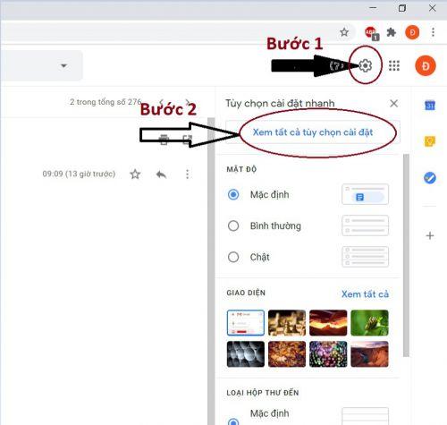 Hướng dẫn tạo chữ ký trong Gmail