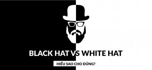Phân biệt SEO mũ trắng và SEO mũ đen