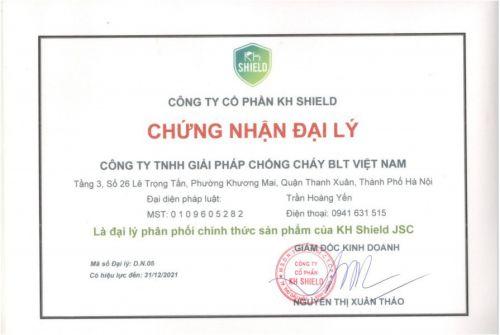 Công ty TNHH Giải pháp chống cháy BLT Việt Nam tuyển dụng nhân viên