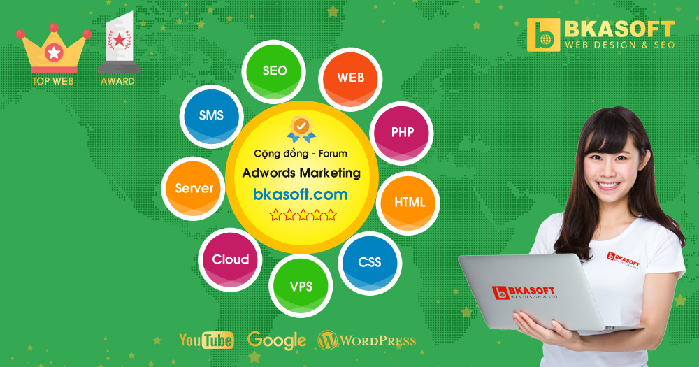 Diễn đàn, Forum - Cộng đồng Adwords Marketing, Google Ads - BKASOFT