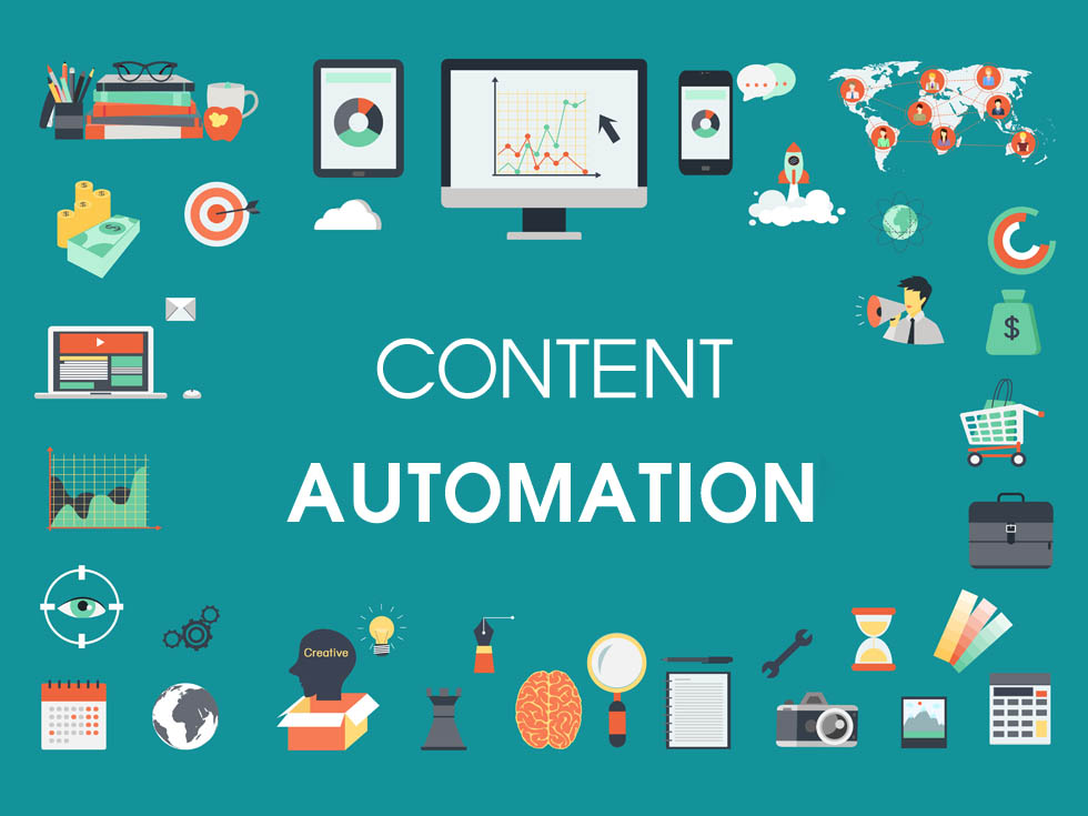 Content Automation - SEO & Marketing