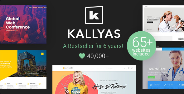 KALLYAS - Multipurpose WooCommerce Theme