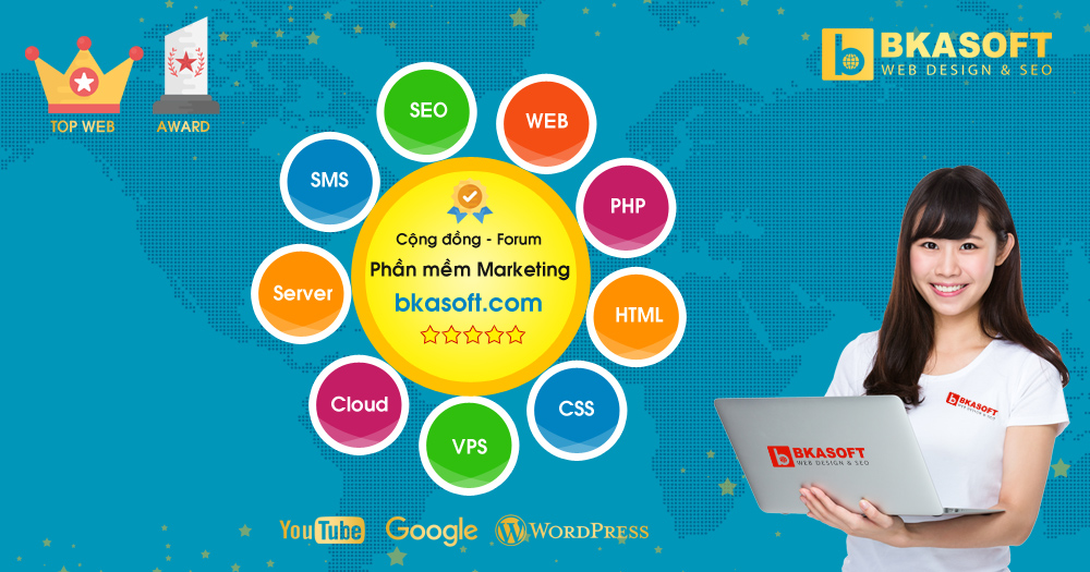 Kho Download, tải phần mềm Marketing Online - BKASOFT