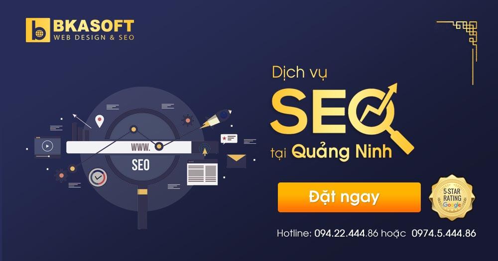Thuê SEO phải tìm Công ty BKASOFT. Dịch vụ SEO website tại Quảng Ninh công nghệ Content Automation nên giá rất rẻ và lên TOP nhiều...☎094.22.444.86 #BKASOFT #SEO #SEOWebsite #SEOAutomation #SEOContent #SEOWeb