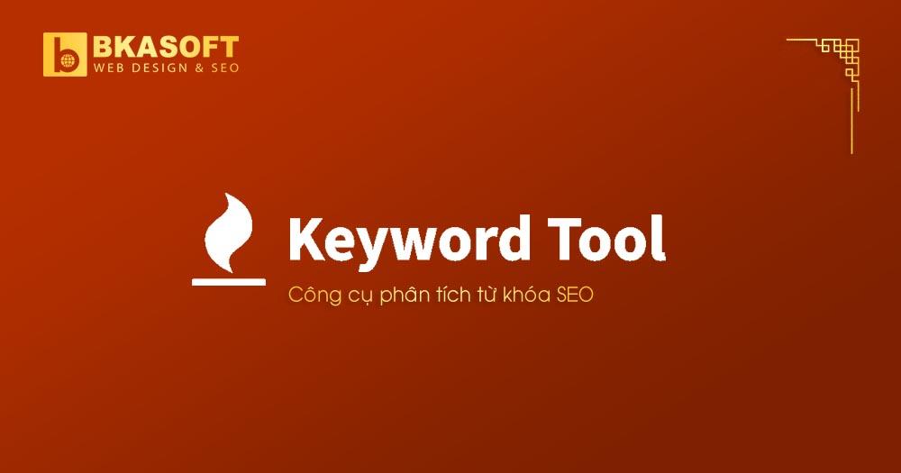 Keywordtool.io - Công cụ phân tích từ khóa
