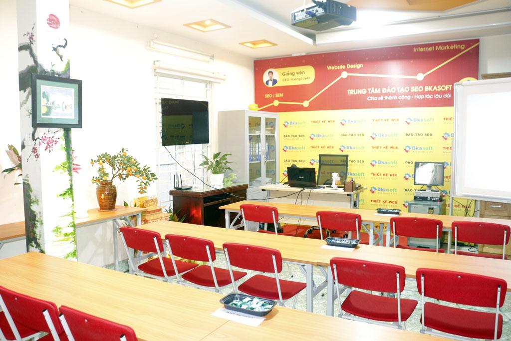 Khai giảng khóa đào tạo SEO K46 tại Hà Nội