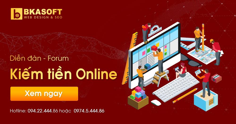 Cộng đồng - Forum - Diễn đàn kiếm tiền Online MMO - BKASOFT