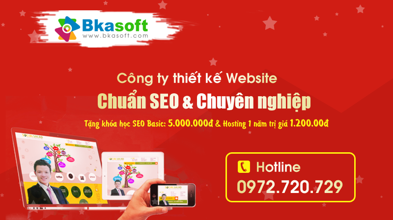 Thiết kế Web tại Bình Định, Thiết kế Web ở Bình Định