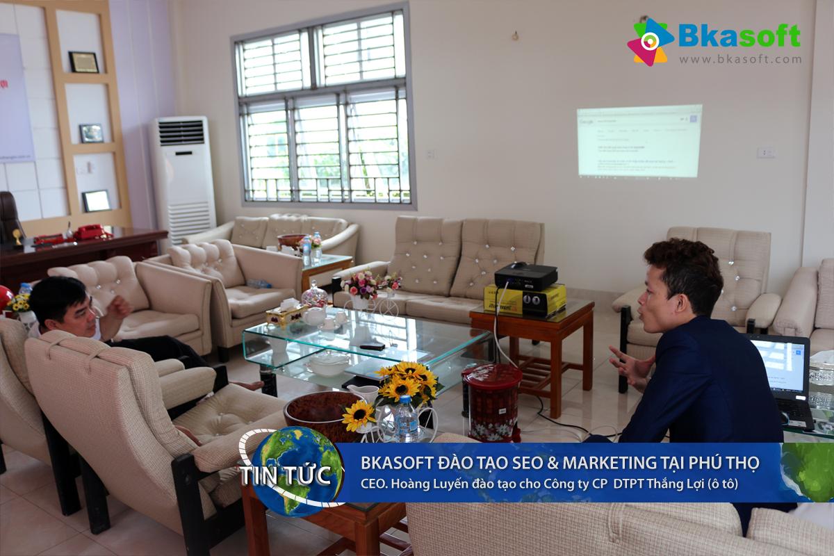 Đào tạo SEO tại tỉnh Phú Thọ